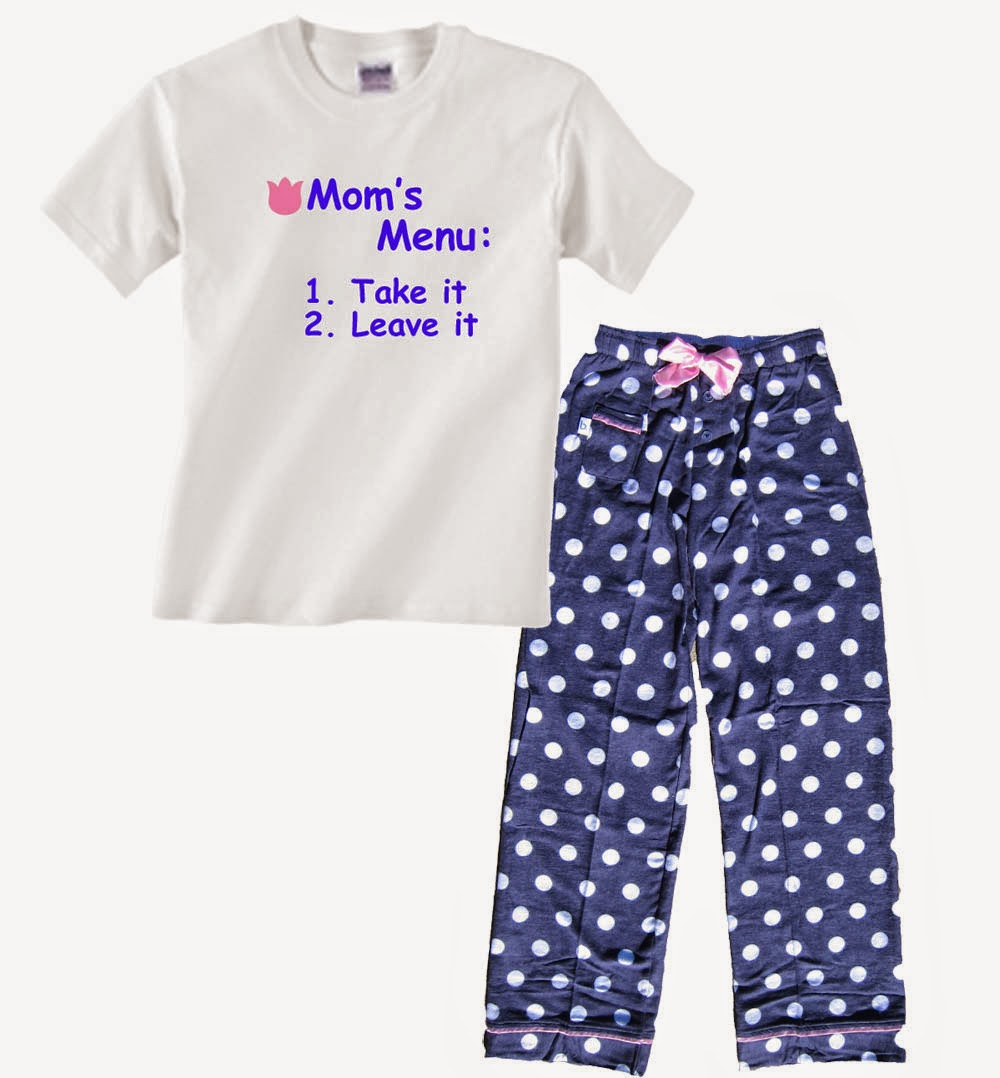 Fun Mommy Pajamas