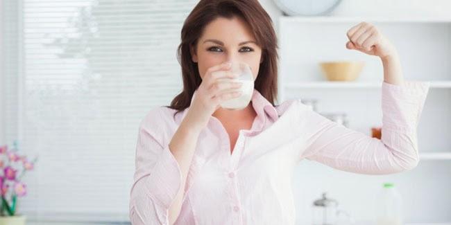 Kesehatan : Minum Susu Banyak Bisa Tingkatkan Resiko Kematian