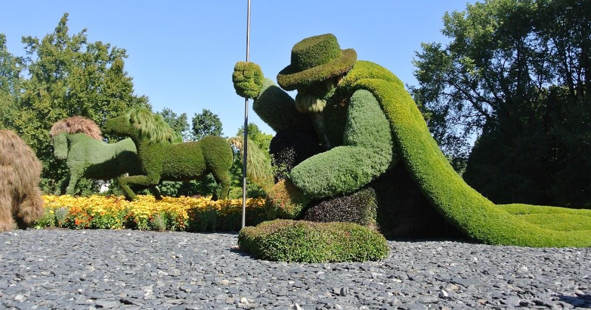 Un frenchy au qu bec moza cultures du jardin botanique de for Amis du jardin botanique