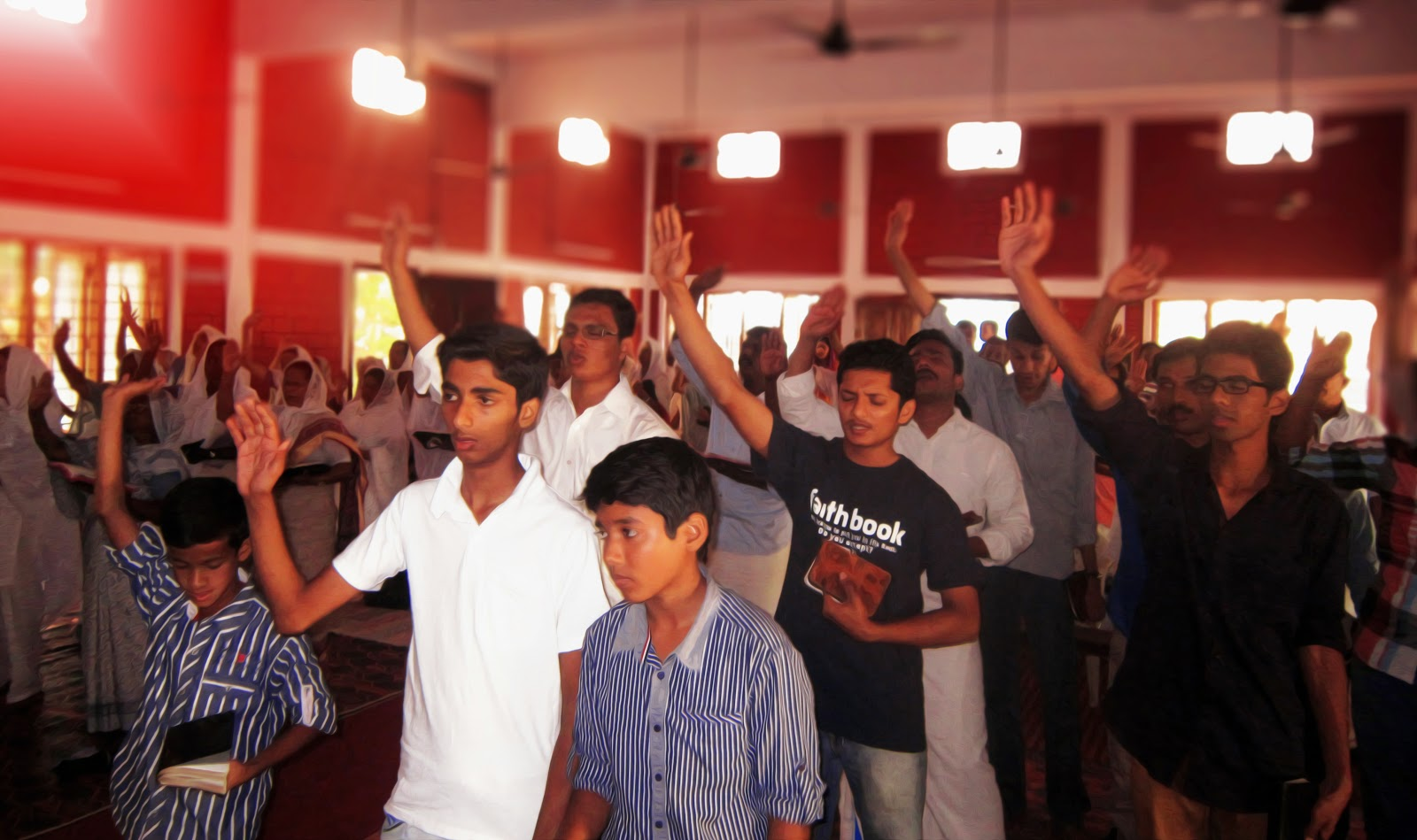 SHARON FELLOWSHIP CHURCH KUTTAPUZHA