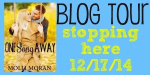 One Song Away Blog Tour