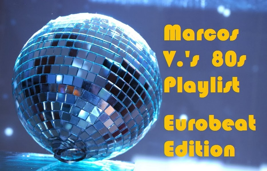 Kayo Kyoku Plus: Marcos V.\'s 80s Playlist - Eurobeat Edition