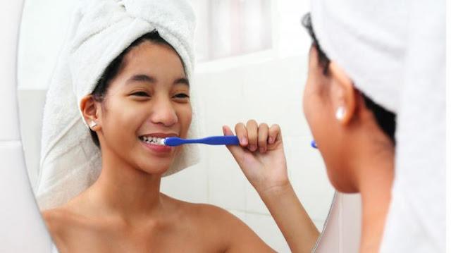 8 Kesalahan Menggosok Gigi Yang Anda Tidak Sadari