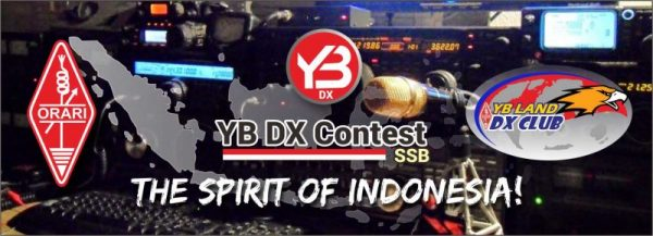 YB DX CONTEST SSB / 2018