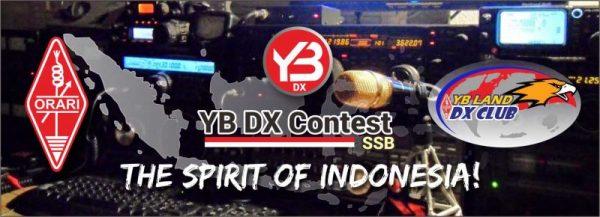 YB DX CONTEST SSB / 2018