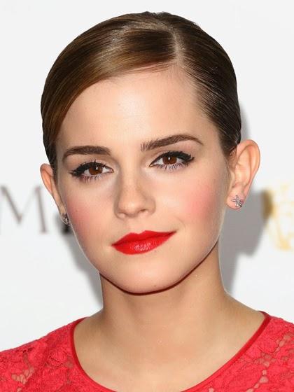 Emma Watson Makeup Look