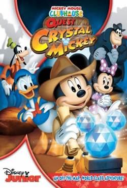 Baixar Filme A Casa do Mickey Mouse – Em Busca do Mickey de Cristal (Dublado) Gratis c animacao a 2013