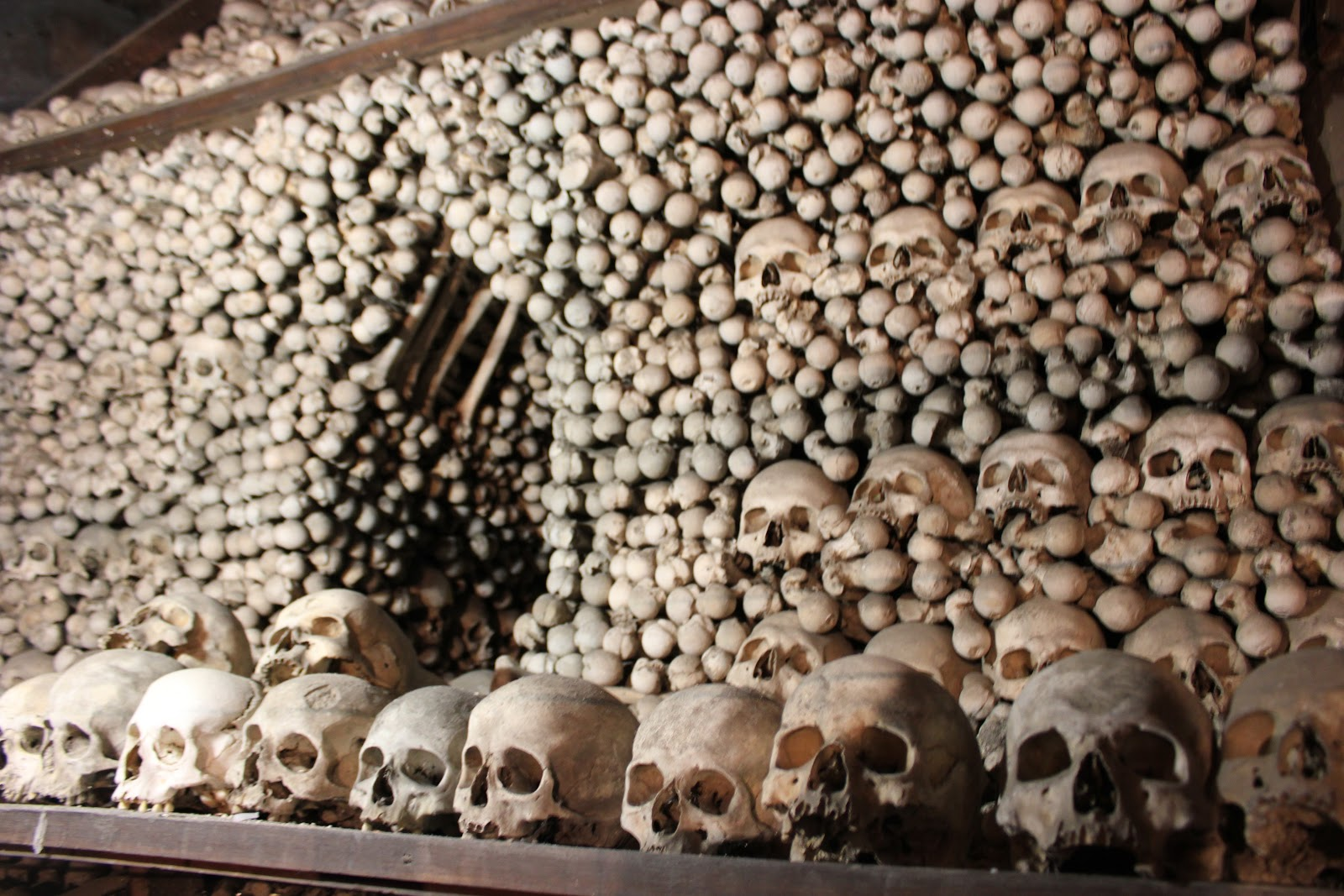 If You Say So >> circles... all the way down: Still on Our Honeymoon.... Kutna Hora, Day 2 (Ossuary, The ...