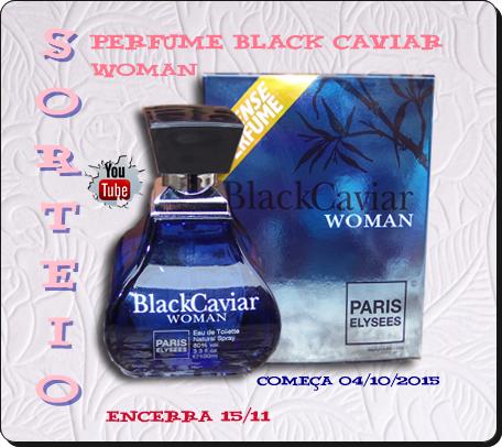 Sorteio perfume