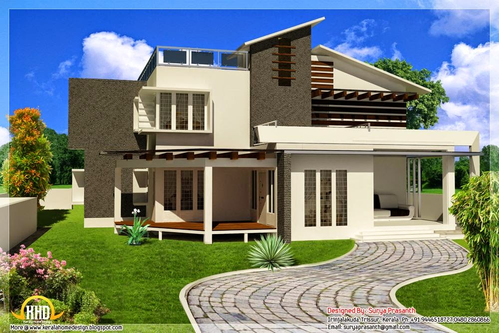 Modern Home Designs Indonesia