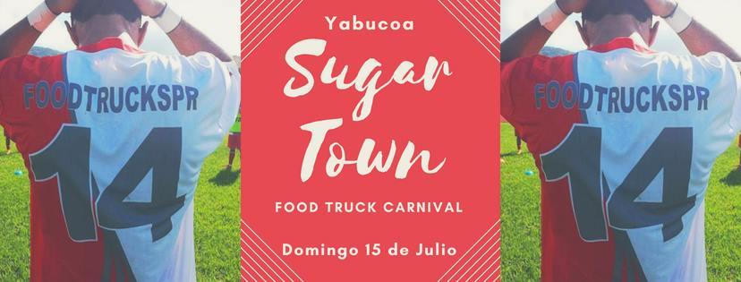 Sugar Town Food Truck Carnival