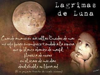 Lágrimas de Luna