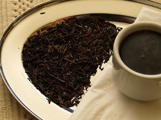 teh celup hitam