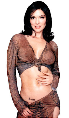 Laura-Harring's-Breast-size