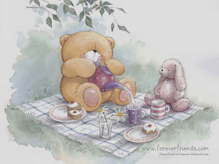 Cute Pictures 12 Forever Friends' Wallpapers Cartoon Bear