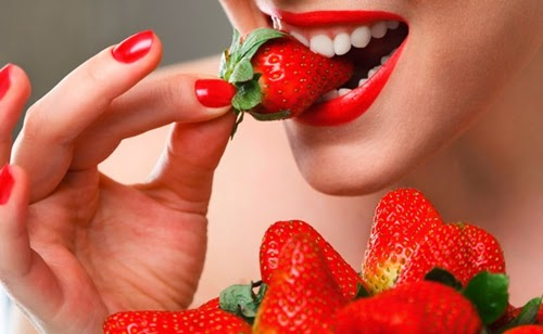 The 5 foods that beautify you