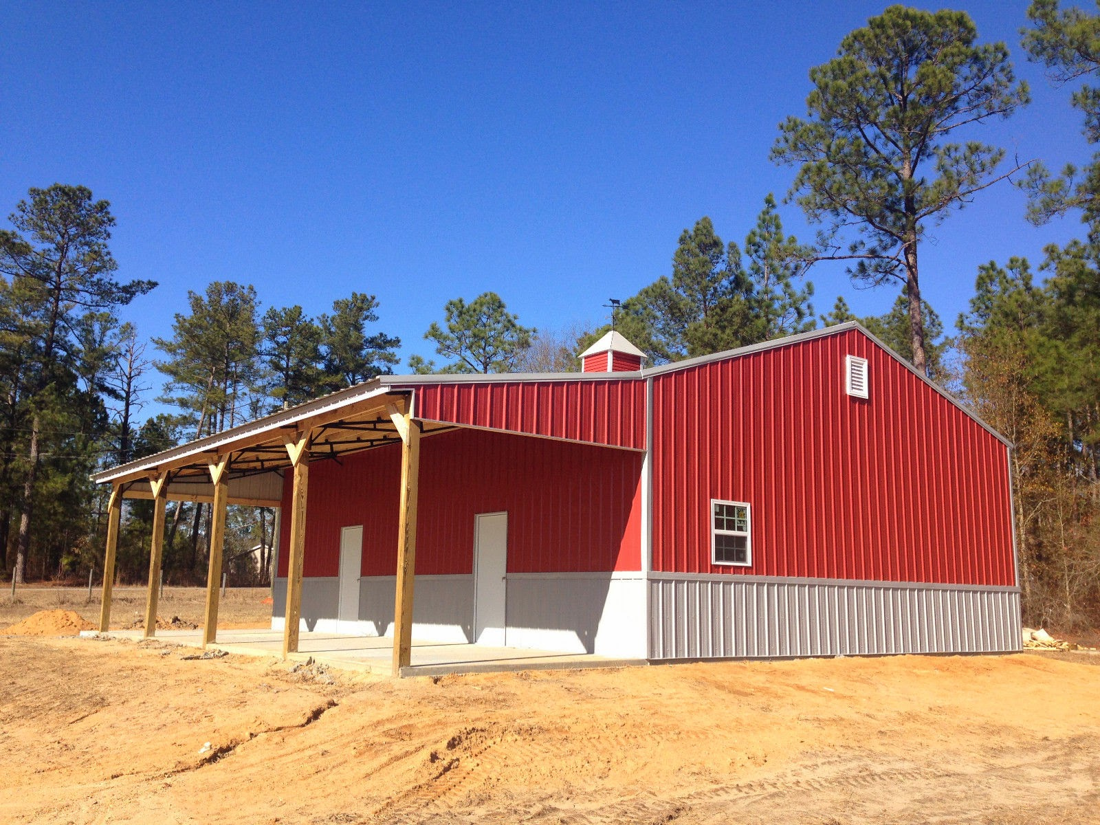 Armour metals for Complete barn home kits
