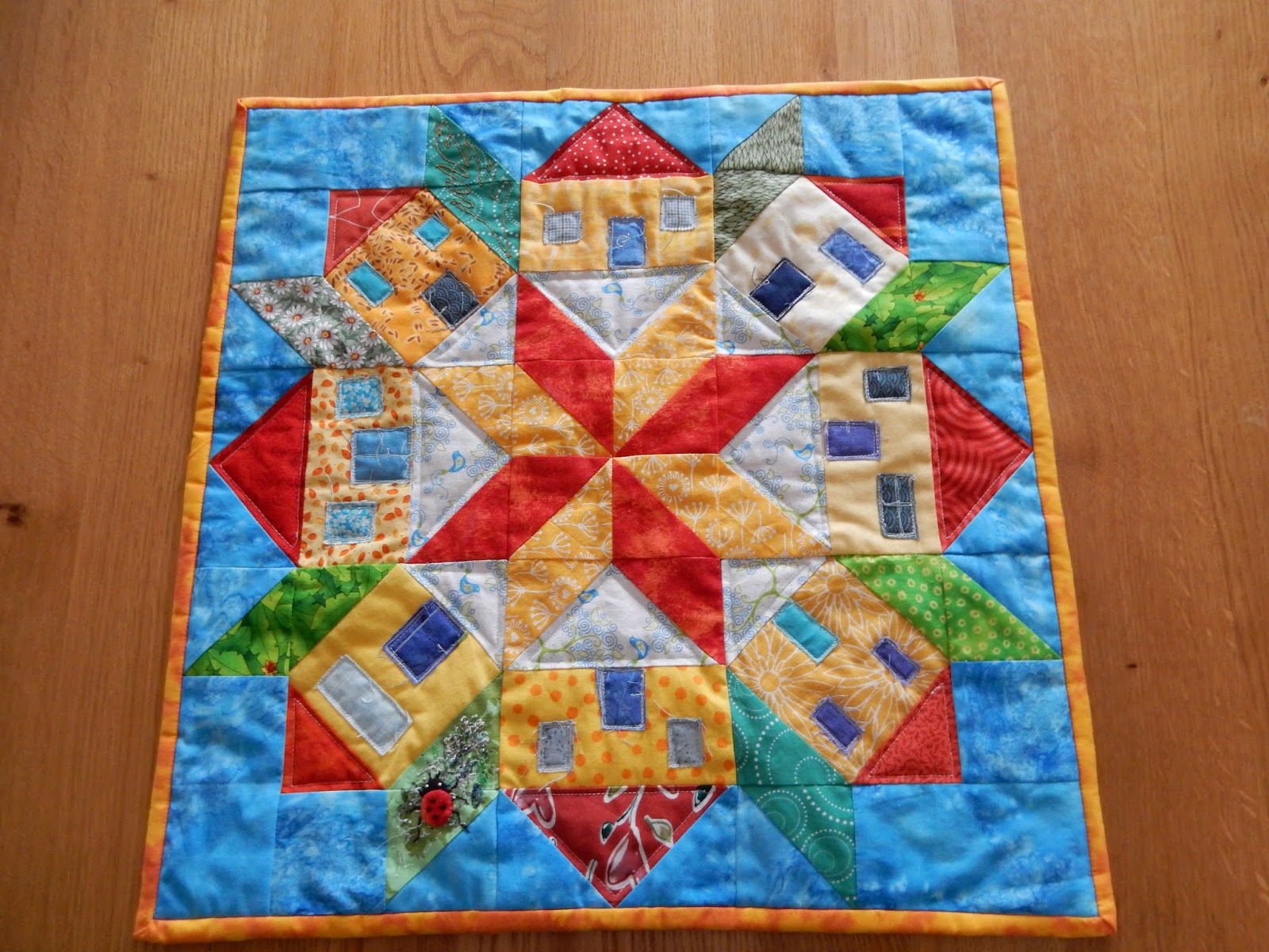 Artikel: quiltsde - quilts, patchwork and more