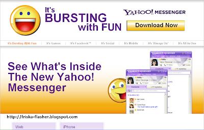 Download Full installer Yahoo! Messenger 11.5.0.192
