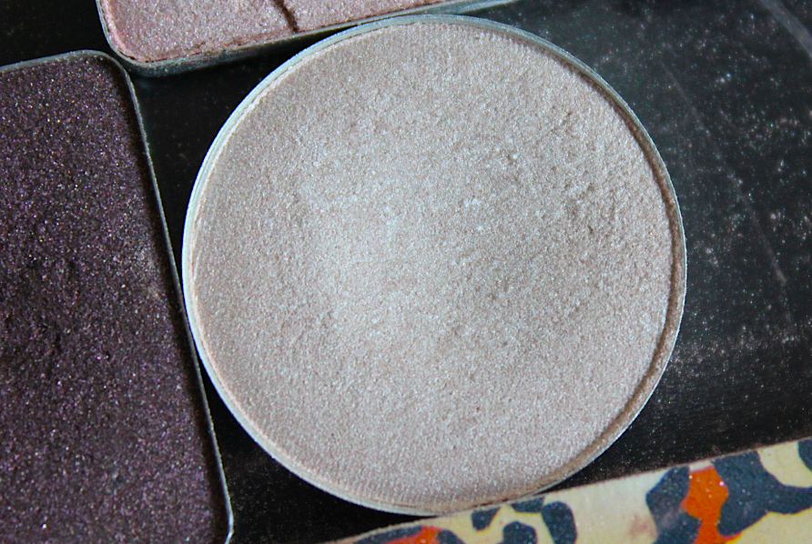 MAC Phloof! Eyeshadow Holy Grail Product Swatch