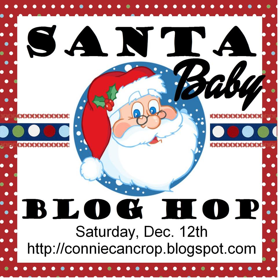 Santa Baby Blog Hop Dec 12th