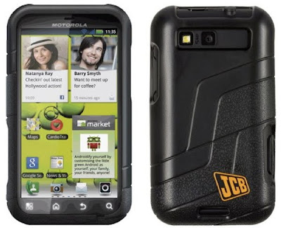 Motorola Defy+ JCB rugged smartphone features, Release Date and Price