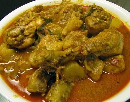 Resep Kari Ayam