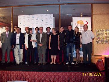 No dan para un picado, pero que equipo gastronomico - Punta del Este - Oct. 2009