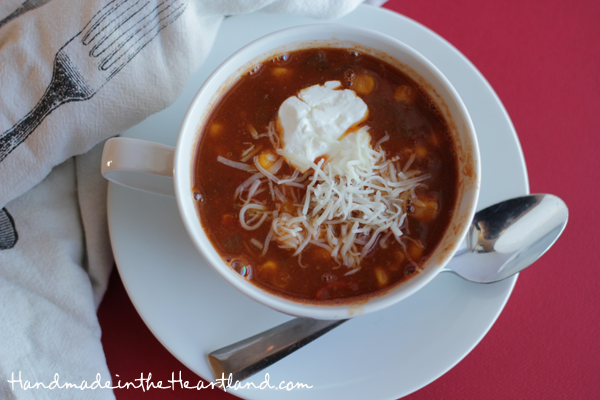 Sweet Vegetarian Chili Recipe