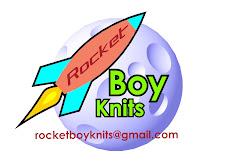 RocketBoy Knits