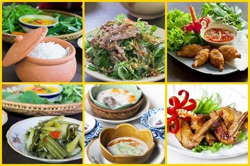 Đậm đà hương vị Việt Nam tại Yellow Umbrella 1