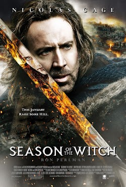 Thời Đại Phù Thủy - Season Of The Witch 2011 (2011) Poster