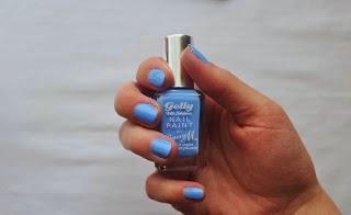 barry m nail polish blueberry