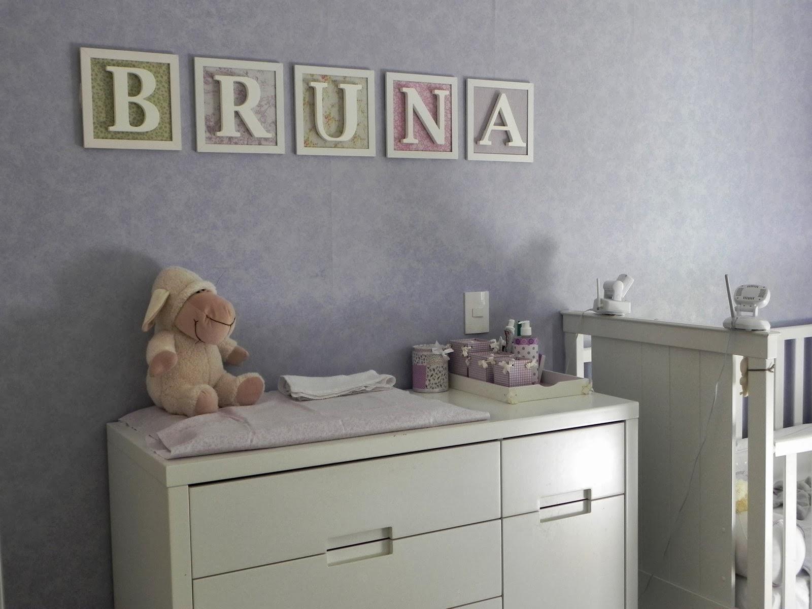 Faca Voce Mesmo O Quarto Do Seu Bebe ~  Decora??o que voc? mesma pode fazer para o quarto do seu bebe
