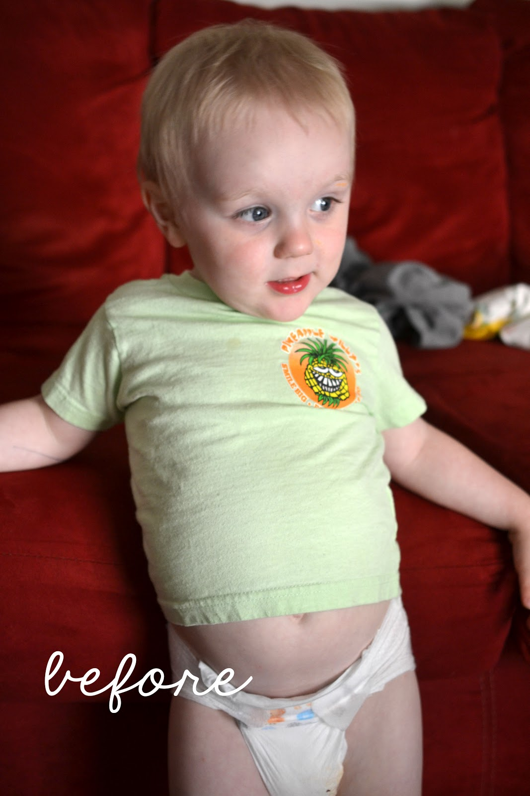 how to clean toddler belly button