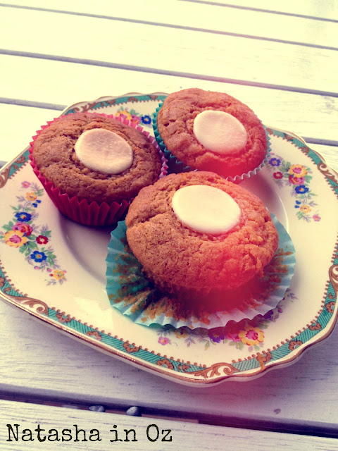 Say G'Day Linky Party ~ Pumpkin Spice Muffins