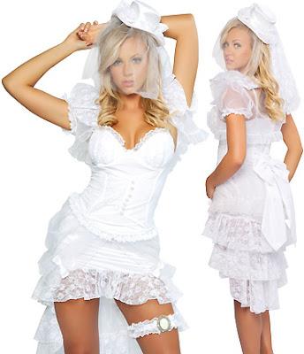 victorian bride lace white wedding lingerie