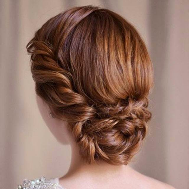 51 Back Bun Hairstyles | Hair
