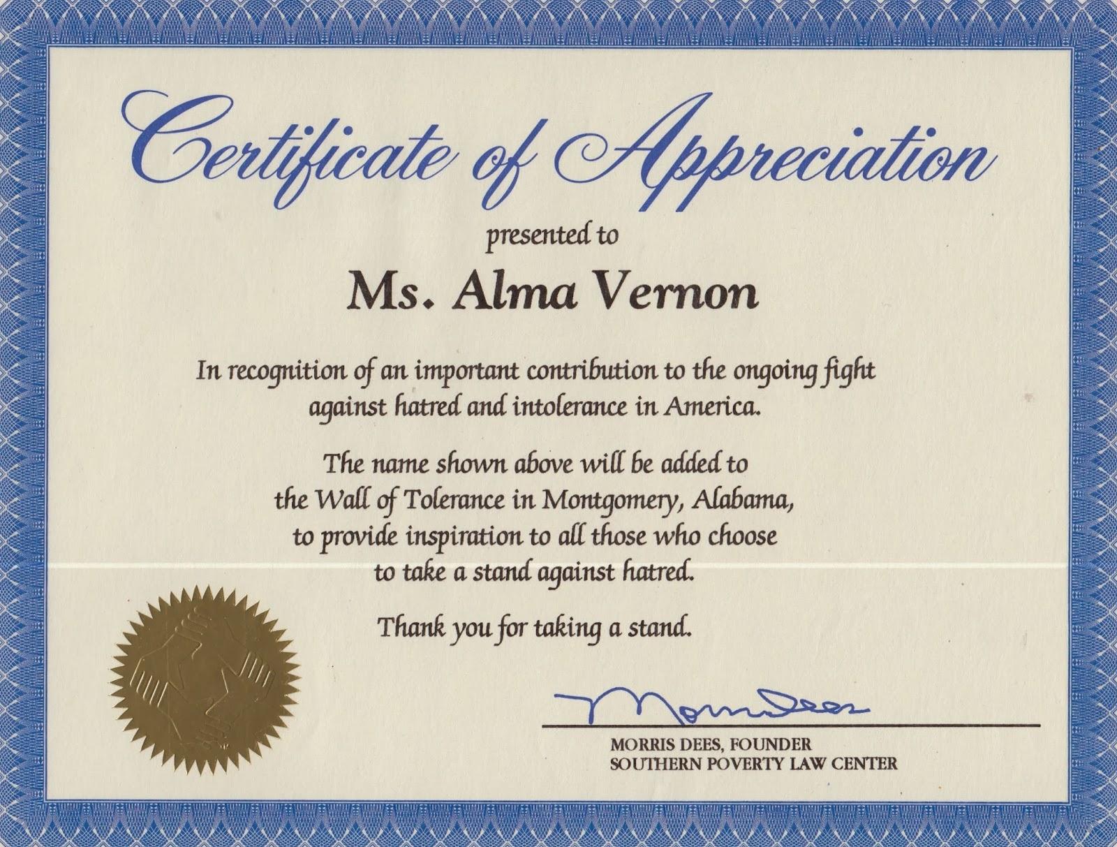 Teacher appreciation certificate template pasoevolist teacher appreciation certificate template yadclub Choice Image