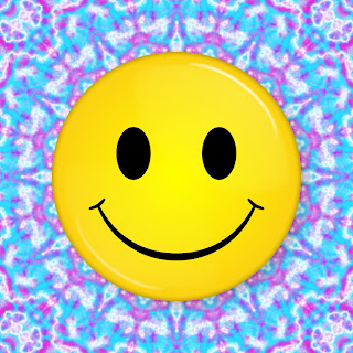Groovy Happy Face #haveaniceday