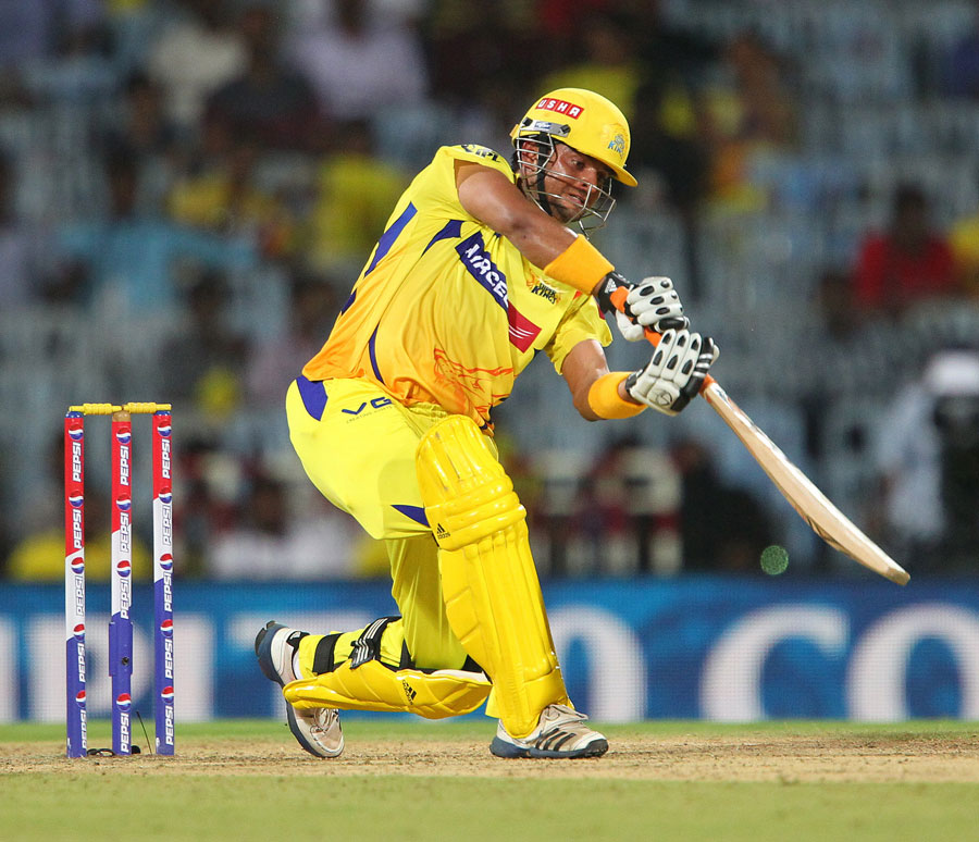 Indian Premier League, 30th match: Chennai Super Kings v Rajasthan Royals at Chennai Apr 22, 2013  Photos