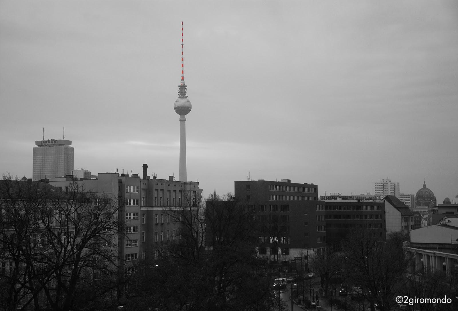 Veduta su Berlino