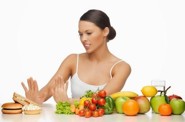 الأغذية المفيدة و الممنوعة قبل و خلال الدورة الشهرية
