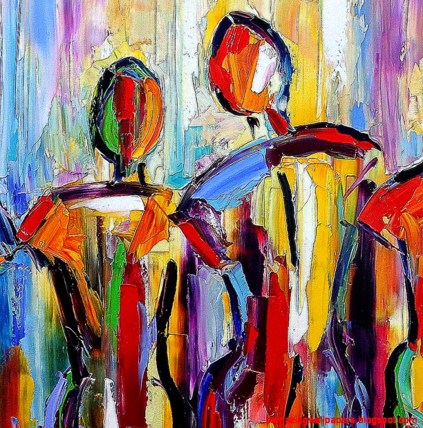 abstract paintings of family amazing wallpapers