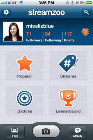 تطبيق StreamZoo لمشاركة صورك الإحترافية مجانا