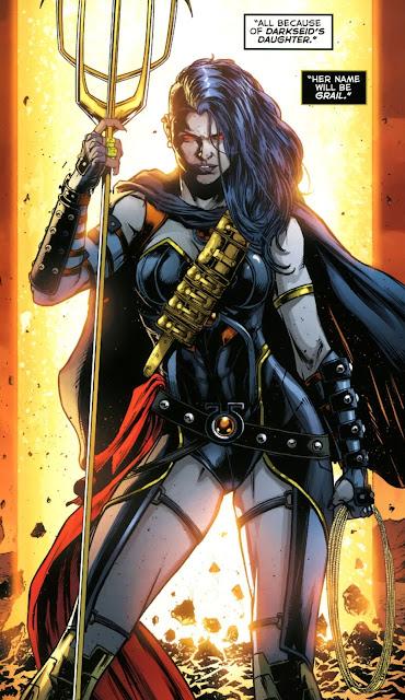 DC Comics - Grail