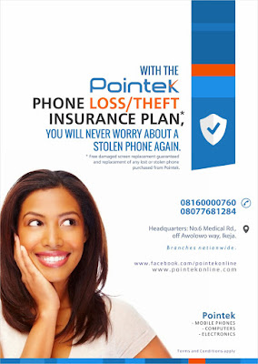 Pointek launches Nigeria's first full phone insurance service