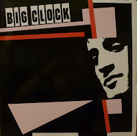 Big Clock - s/t ep (1988, White Canvas)