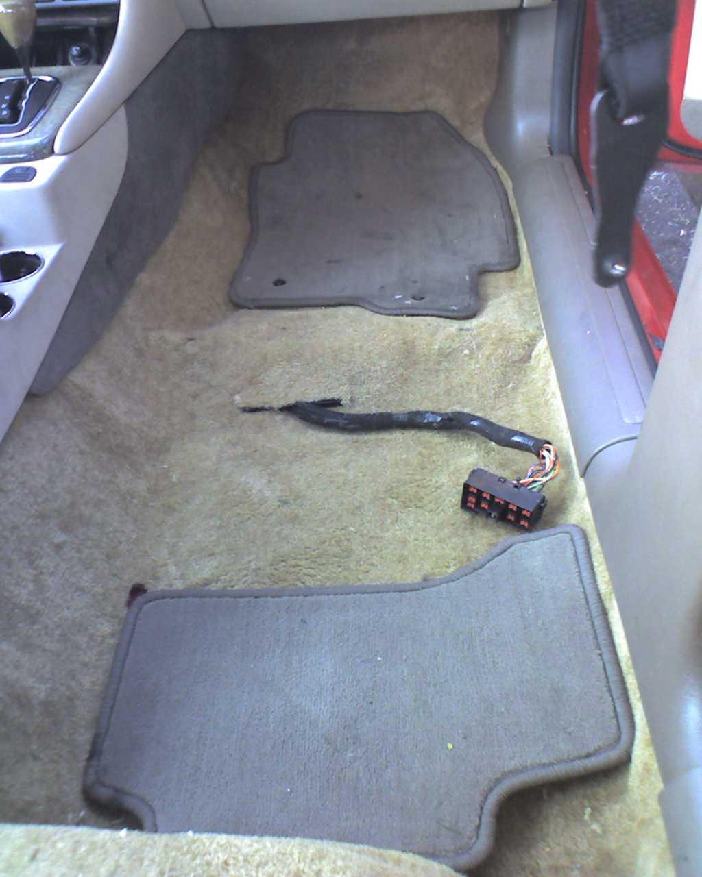 Vestiduras originales alfombra de piso para jaguar - Cubre piso alfombra ...