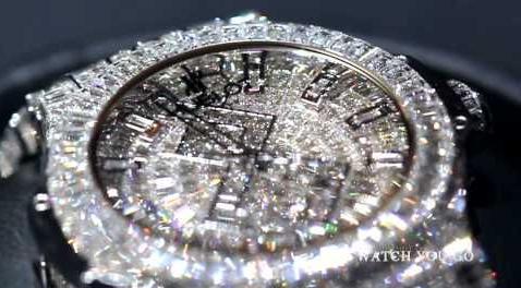 أغلى ساعة سويسرية فى العالم.. ثمنها 5 مليون دولار